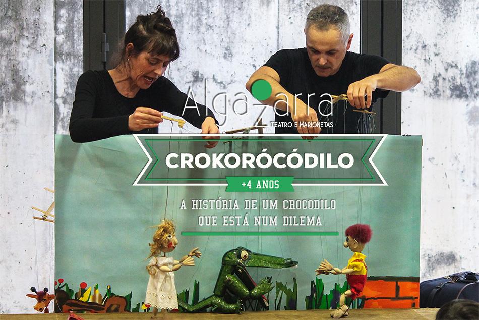 Croko Cartaz